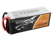 Gens Tattu 10000mAh 6S 25C 22.2V Lipo Battery Pack With AS150 Plug