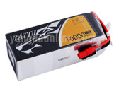 Gens Tattu 16000mAh 15C 6S1P Lipo Battery Pack With AS150 +XT150 Plug