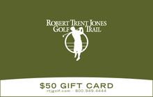 $50 Golf Gift Card