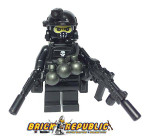 Brick Republic Custom Minifigure - Ghost Spec Ops