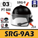 SRG-9A3 Helmet