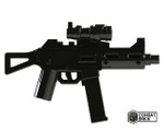 CombatBrick Heckler & Koch UMP Tactical Submachine Gun
