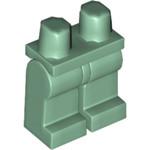 Lego Legs Sand Green