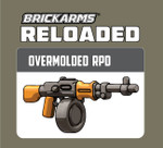 BrickArms RELOADED - RPD