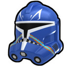 RX Blue Trooper Helmet