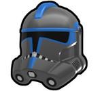 KX Dark Gray Trooper Helmet