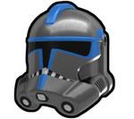KX Silver Trooper Helmet