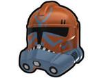 CMT Orange Trooper Helmet