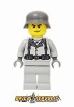 Brick Republic Custom Minifigure WWII German Rifleman