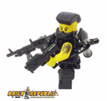 Brick Republic Custom Minifigure Mercenary