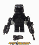 Brick Republic Custom Minifigure Powered Assault Commando