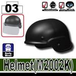 Helmet(M2002K)