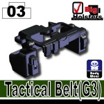 Tactical Belt (G3)