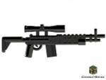 CombatBrick Modern Warfare : M14 EBR Sniper Rifle