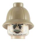 - Lego Minifigure Pith Helmet