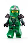 Lego Ninjago Lloyd ZX Minifigure