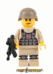Brick Republic Custom Minifigure British Special Forces