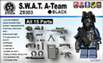 - S.W.A.T. A-Team Pack