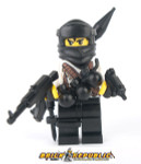 "Brick Republic Custom Minifigure ""Desert Soldier"""