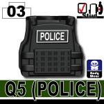 Tactical Vest Q5 Police