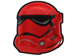 Arealight Storm Combat Helmet Red