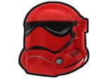 Arealight Storm Combat Helmet Red