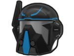 Arealight VIZ Merc Helmet Black