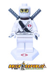 Brick Republic Custom Minifigure - Storm Ninja