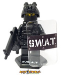 Brick Republic Custom Minifigure - SWAT RELOADED