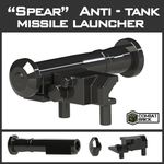 "CombatBrick ""Spear"" Anti-Tank Misslie Launcher"