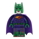Custom Minifigure - Joker Batman