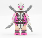 Custom Minifigure - Gwenpool