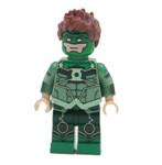 Custom Minifigure - Green Lantern