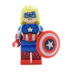 Custom Minifigure - American Dream