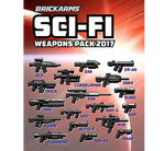 BrickArms Sci-Fi Pack 2017