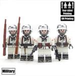 Custom Minifigure - German Winter Team