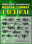 BrickArms Modern Combat Pack - Tactical Pack
