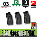 SI-DAN Black 5.56 Magazine (TN60)