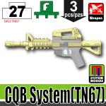 SI-DAN Tan CQB System (TN67)