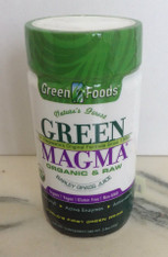 Green Magma Organic Green Barley Grass Juice Extract  80g