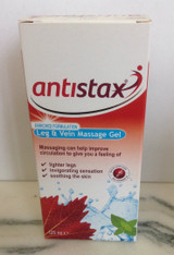 Antistax Leg and Vein Massage Gel 125ml