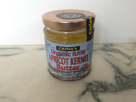 Carleys Organic Raw Apricot Kernal Butter 170g
