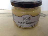 Organic Raw Honey 370g