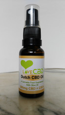 Love CBD 20ml Spray 500mg CBD+CBDa