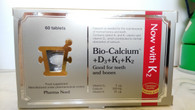 Bio Calcium +D3+K1+K2 by Pharma Nord 60 tabs
