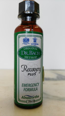 Ainsworths Dr Bach Method Recovery Plus 20ml dropper.