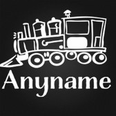 personalised train