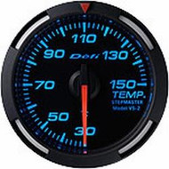 Defi Blue Racer Temp Gauge