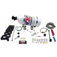 Ford 5.0L Nitrous Plate System for GT 40 Manifold