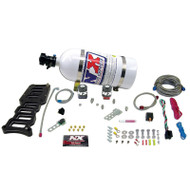 Ford 5.0L Nitrous Plate System for TrickFlow R Manifold